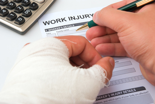 What to do when you get hurt at work in NJ