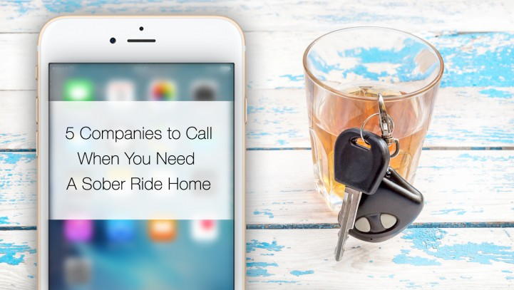 Need a Sober Ride Home? 5 Companies to Call in Morris, NJ