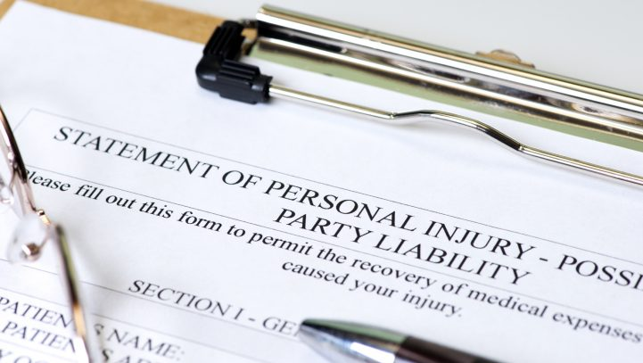 Top Three Tips for Hiring a Personal Injury Lawyer