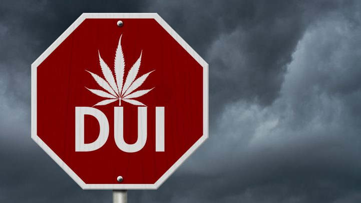 What to Do When Arrested for Driving Under the Influence of Marijuana